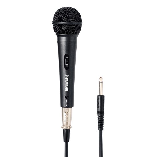 Вокальный микрофон Yamaha DM-105 BL (уценённый товар) звуковая панель yamaha yas 105