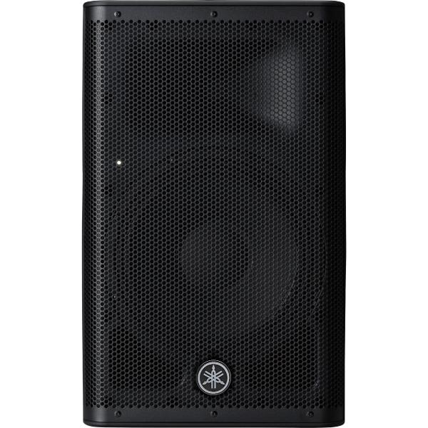 Профессиональная активная акустика Yamaha DXR8MKII Black фото