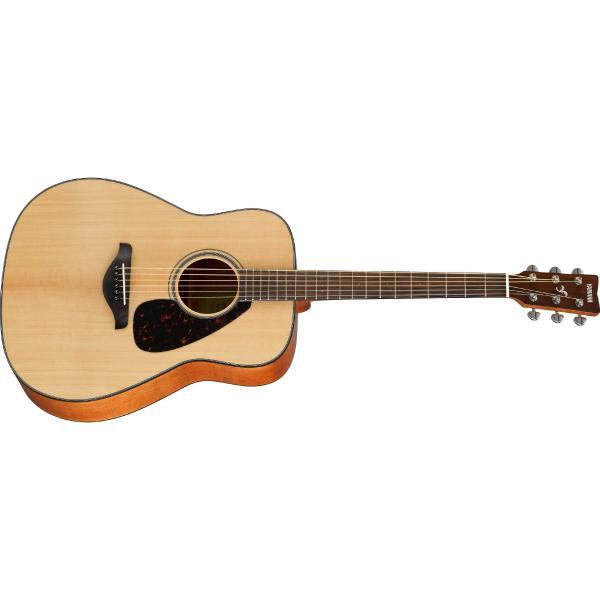 Фото - Акустическая гитара Yamaha FG800 Natural акустическая гитара yamaha fs820 turquoise
