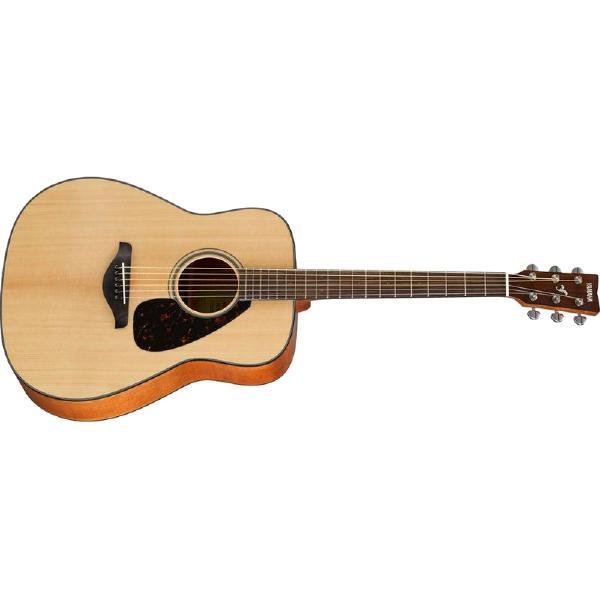 Фото - Акустическая гитара Yamaha FG800 Matt Natural акустическая гитара yamaha fs820 turquoise