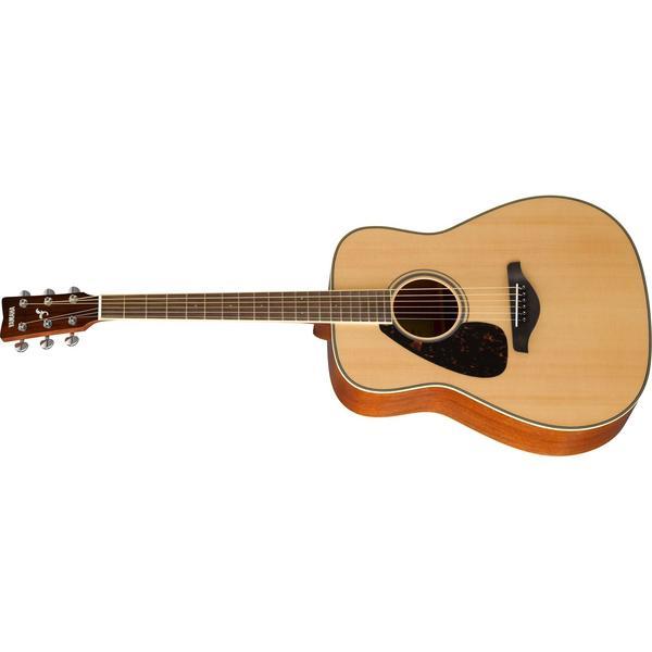 Фото - Акустическая гитара Yamaha FG820L Natural акустическая гитара yamaha fs820 turquoise