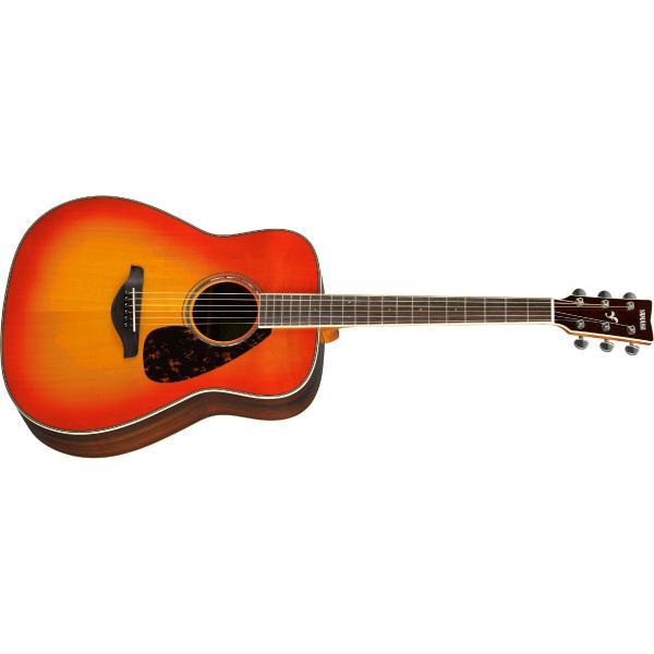Акустическая гитара Yamaha FG830 Autumn Burst