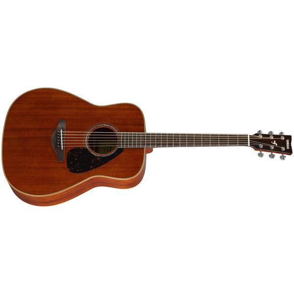 Акустическая гитара Yamaha FG850 Natural