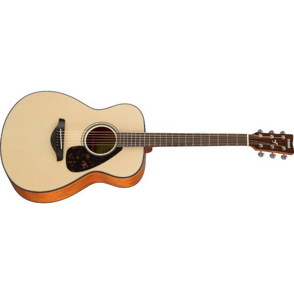 Фото - Акустическая гитара Yamaha FS800 Natural акустическая гитара yamaha fs820 turquoise