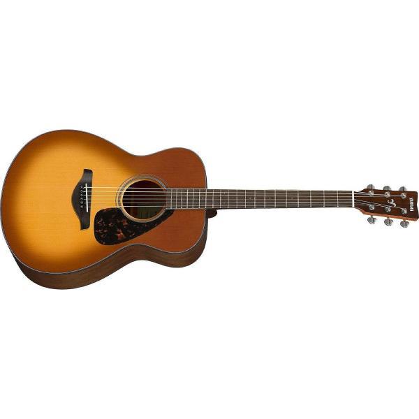 Акустическая гитара Yamaha FS800 Sand Burst