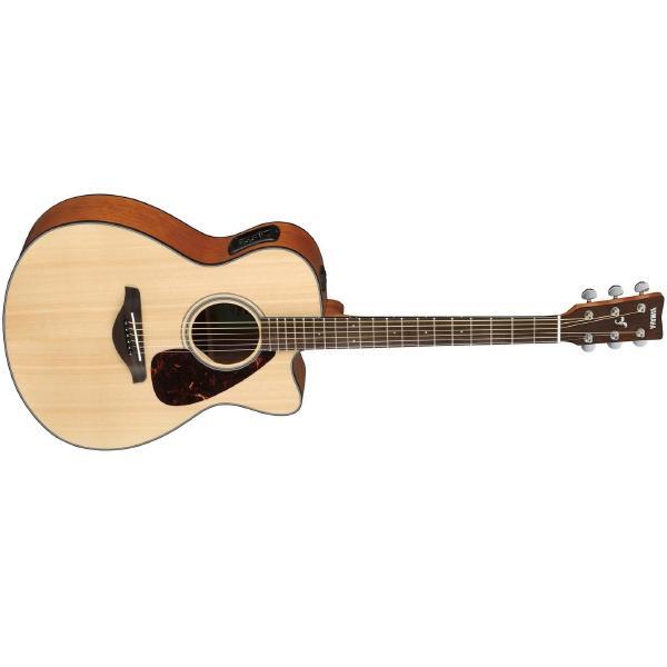 гитара электроакустическая yamaha fsx800c sunburst Гитара электроакустическая Yamaha FSX800C Natural