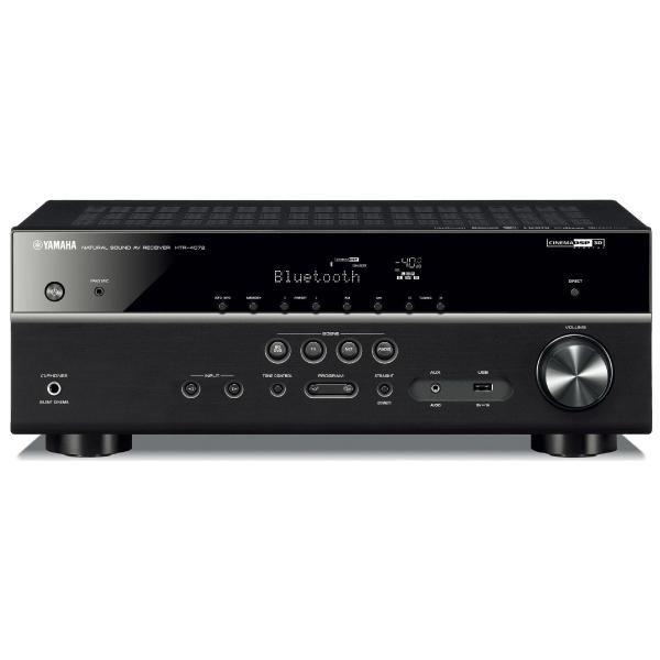цена на AV ресивер Yamaha HTR-4072 Black