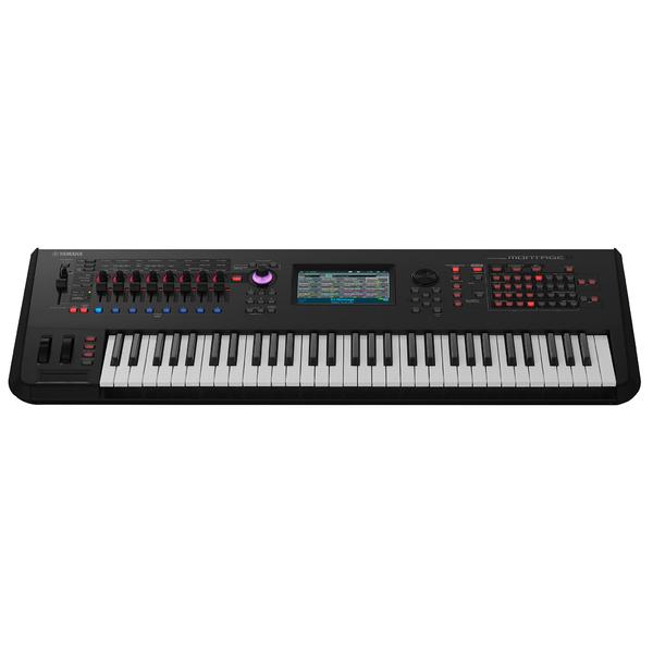 Синтезатор Yamaha MONTAGE6 синтезатор yamaha psr550 psr740 s900 910