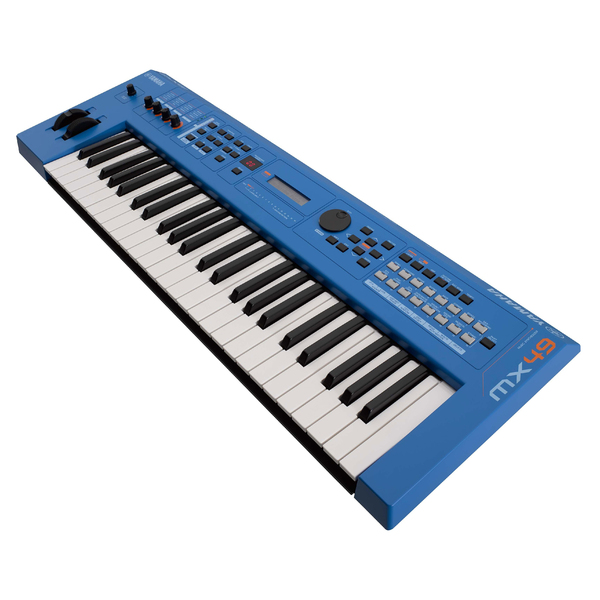 Синтезатор Yamaha MX61 Blue синтезатор yamaha psr550 psr740 s900 910