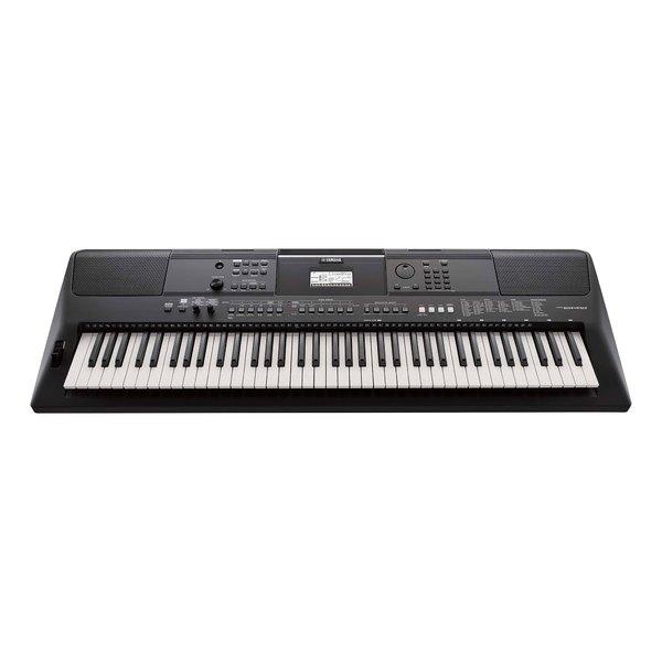 Синтезатор Yamaha PSR-EW410 Black зарядное устройство yamaha psr 270 psr 273 psr 275