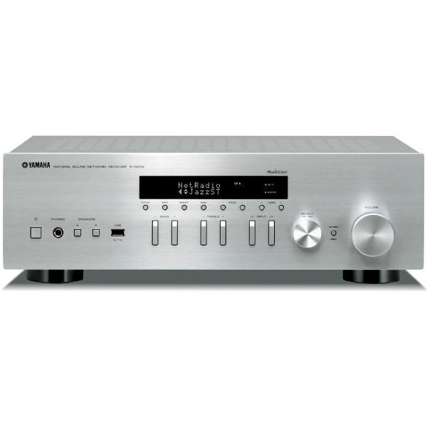Стереоресивер Yamaha R-N402 Silver
