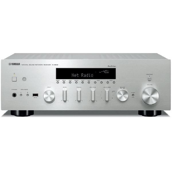 Стереоресивер Yamaha R-N602 Silver