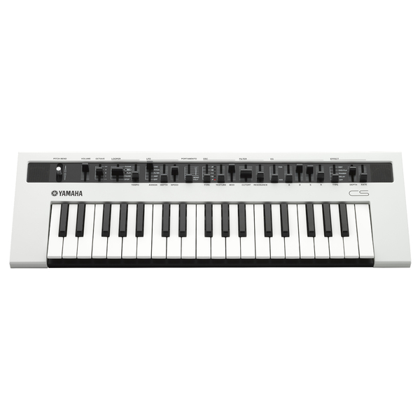 Синтезатор Yamaha reface CS White синтезатор yamaha shs 500 черный