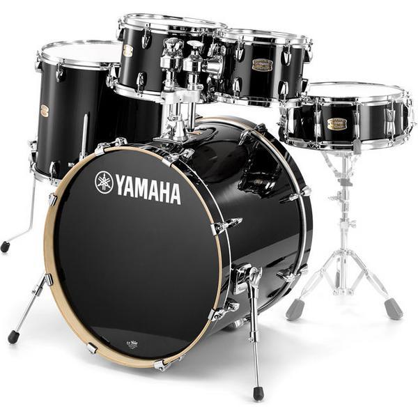 Акустическая ударная установка Yamaha Stage Custom Birch SBP0F5 Raven Black