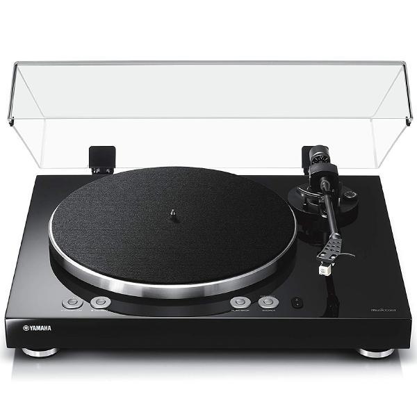 Виниловый проигрыватель Yamaha MusicCast VINYL 500 (TT-N503) Black