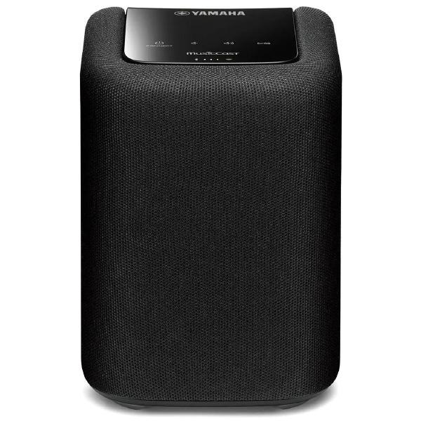 Беспроводная Hi-Fi акустика Yamaha WX-010 Black hi fi акустика jbl jblmrx518 ktv hifi