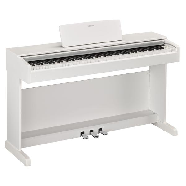 Цифровое пианино Yamaha YDP-143WH цифровое пианино casio cdp 130sr