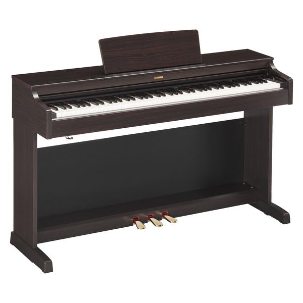 Цифровое пианино Yamaha YDP-163R yamaha ydp 143wh