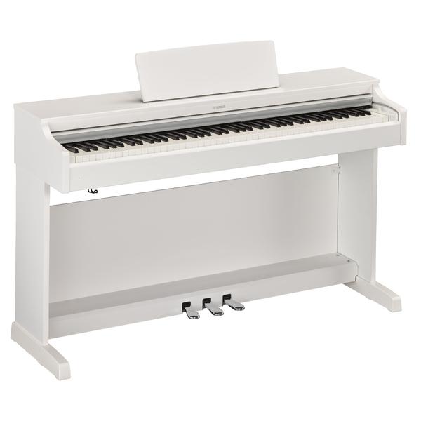 Цифровое пианино Yamaha YDP-163WH yamaha ydp 143wh