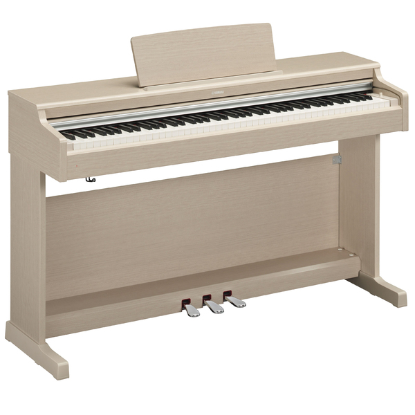 цена на Цифровое пианино Yamaha YDP-164 White Ash