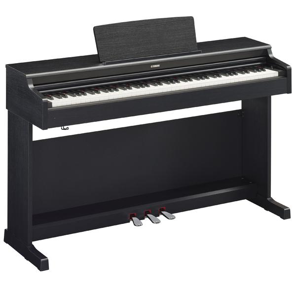 Цифровое пианино Yamaha YDP-164 Black цифровое пианино kawai cn 27 black