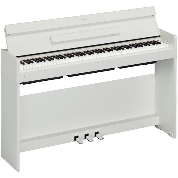Цифровое пианино Yamaha YDP-S34WH yamaha ydp s51b