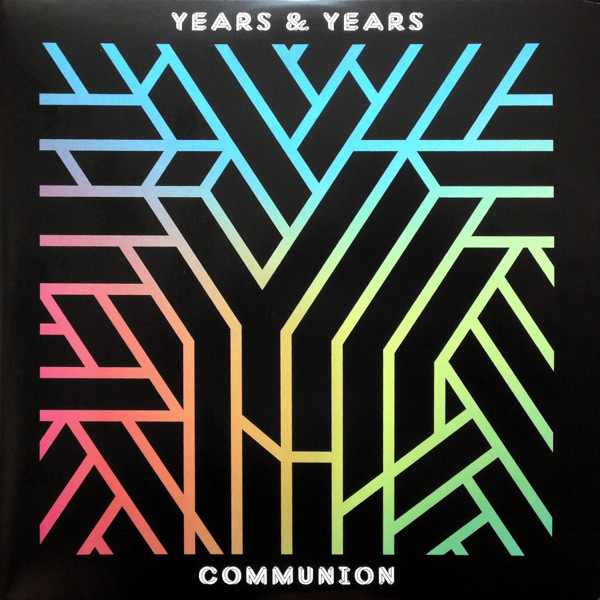 Years Years Years Years - Communion (2 LP) years