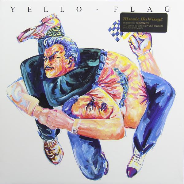YELLO YELLO - Flag cd yello zebra