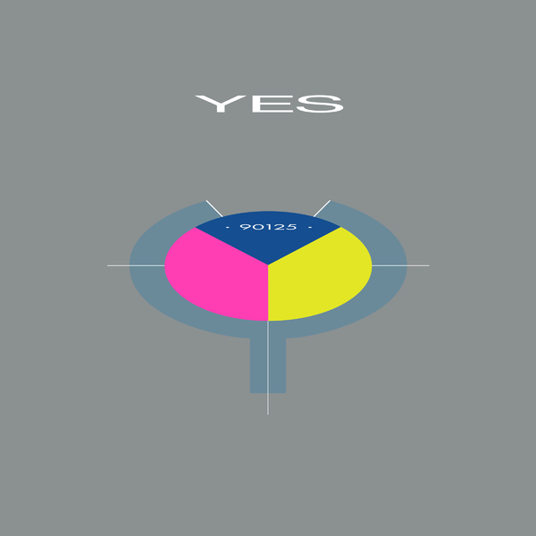 YES YES - 90125 (colour) yes yes yes album