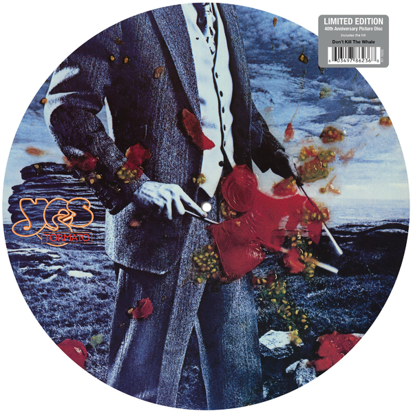 YES YES - Tormato (picture Disc) yes yes yes album