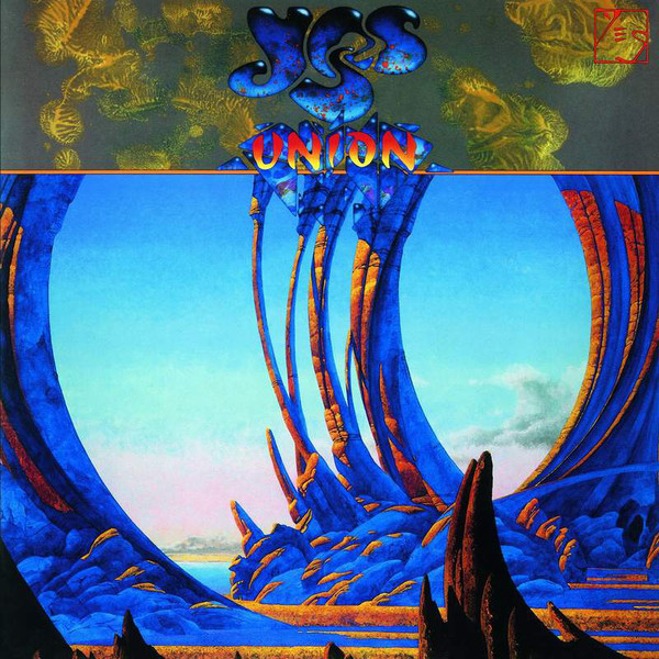 YES YES - Union yes yes yes album
