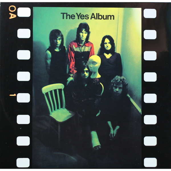 YES YES - Yes Album yes – the yes album lp