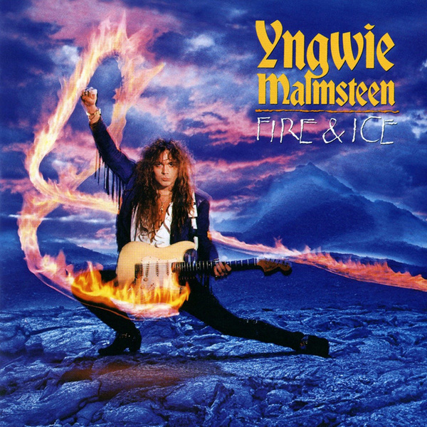 Yngwie Malmsteen - Fire And Ice (2 LP)