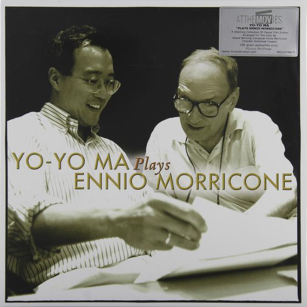 Yo-yo Ma Yo-yo Ma - Plays Ennio Morricone (2 Lp, 180gr) конфеты mr yo 10