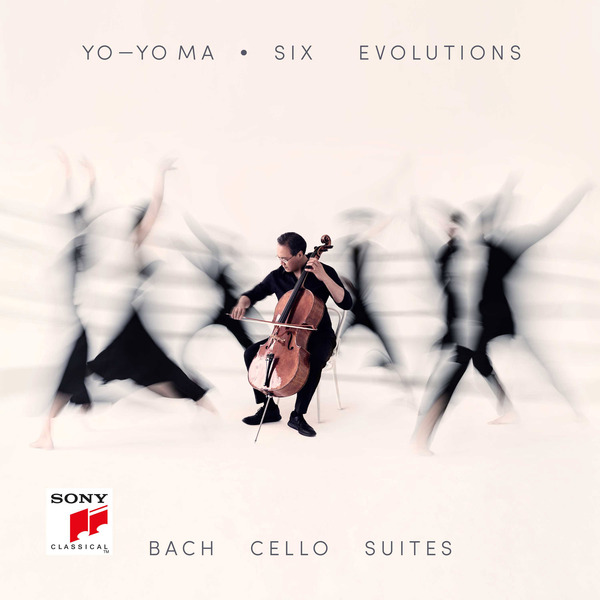 Yo-yo Ma Yo-yo Ma - Six Evolutions - Bach: Cello Suites (3 LP) bach bachyo yo ma chris thile edgar meyer trios 2 lp