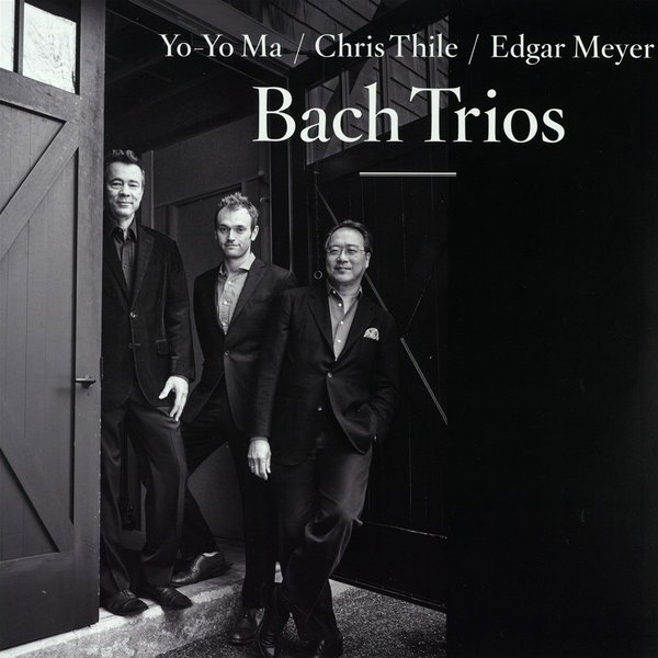 BACH BACHYo-yo Ma / Chris Thile / Edgar Meyer - Trios (2 LP) bach bachyo yo ma chris thile edgar meyer trios 2 lp