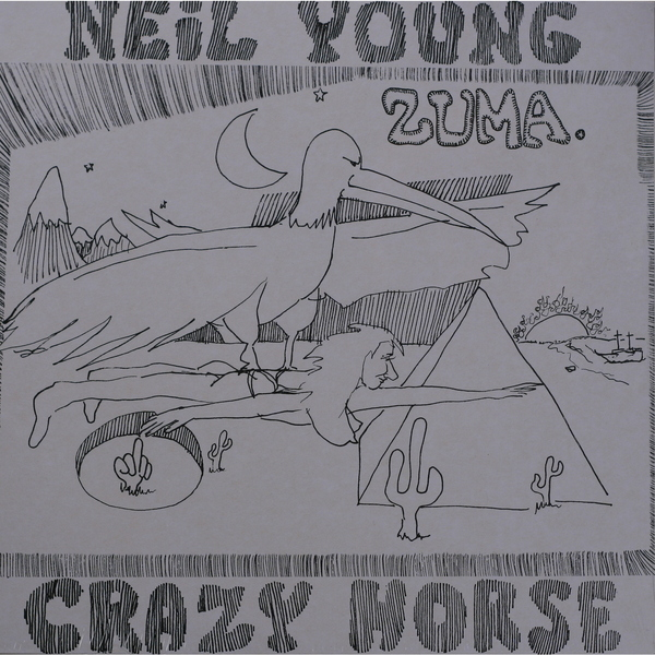 Neil Young Neil Young - Zuma neil young under review 1976 2006