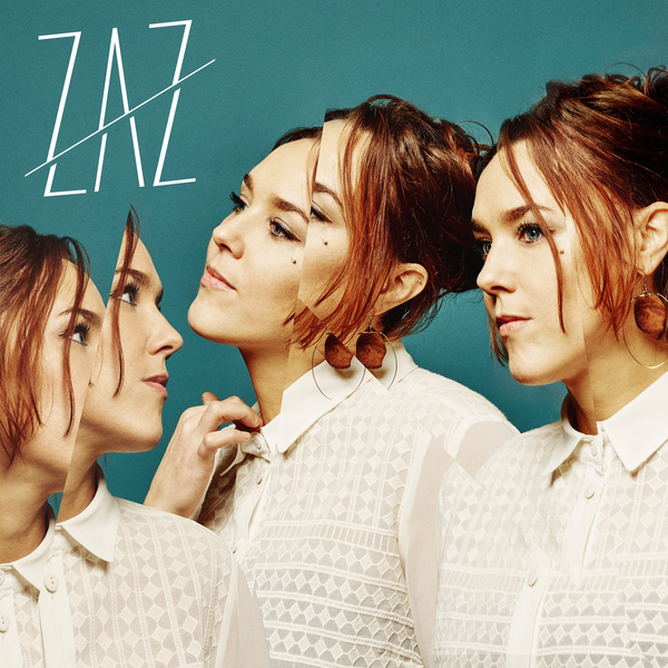 ZAZ ZAZ - Effet Miroir (2 Lp, 180 Gr, Colour) zaz zaz recto verso 2 lp colour