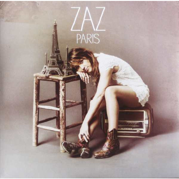 ZAZ ZAZ - Paris (2 LP) zaz bordeaux