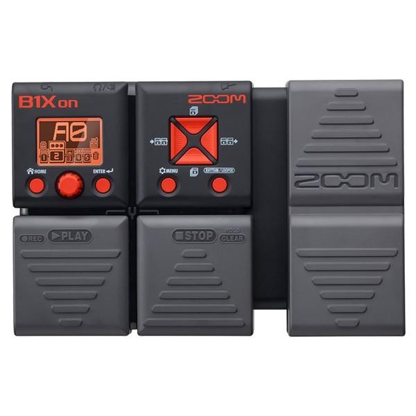 Гитарный процессор Zoom B1Xon [zob] heng wei switching power supply hs 200 12 12v16 6a