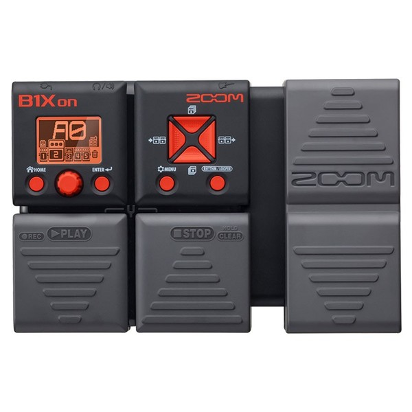 Гитарный процессор Zoom B1Xon коврик для мыши cbr cmp 027 english