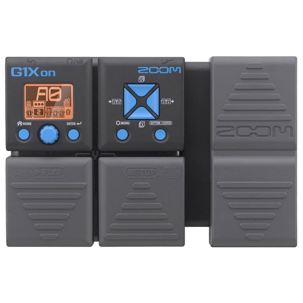 Гитарный процессор Zoom G1Xon гитарный процессор roland gr 55gk black