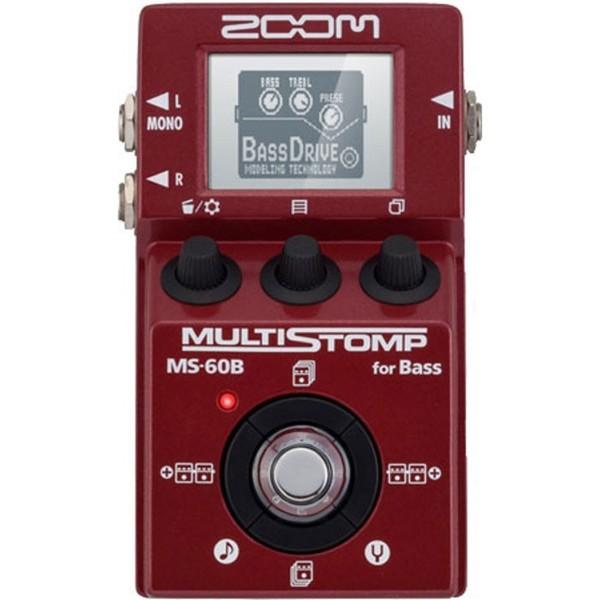 Педаль эффектов Zoom MS-60B цена