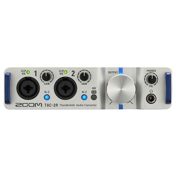 Внешняя студийная звуковая карта Zoom TAC-2R аудиоинтерфейс zoom tac 8