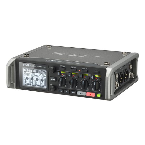 Портативный рекордер Zoom F4 кабель питания zoom dhc 1 для zoom f4