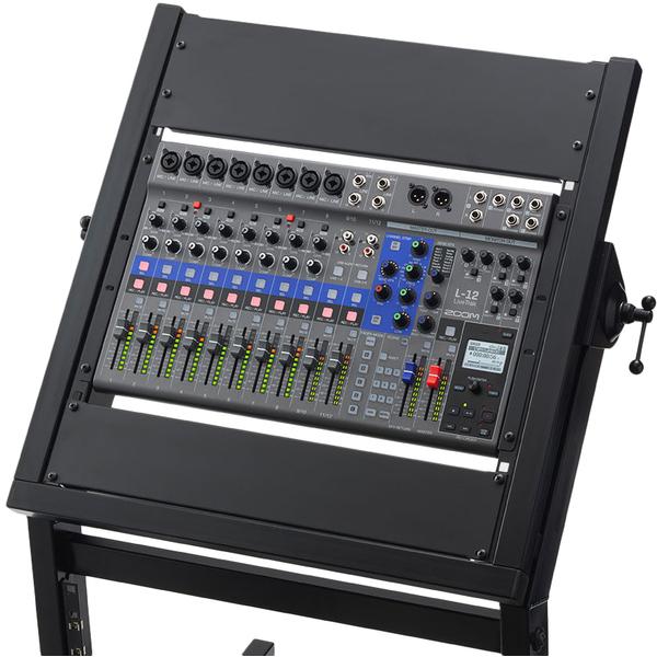 Аксессуар для концертного оборудования Zoom Рэковое крепление RKL-12 аксессуар для концертного оборудования ultimate портативная рэковая стойка usl 12