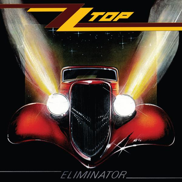 Zz Top - Eliminator (limited, Colour)