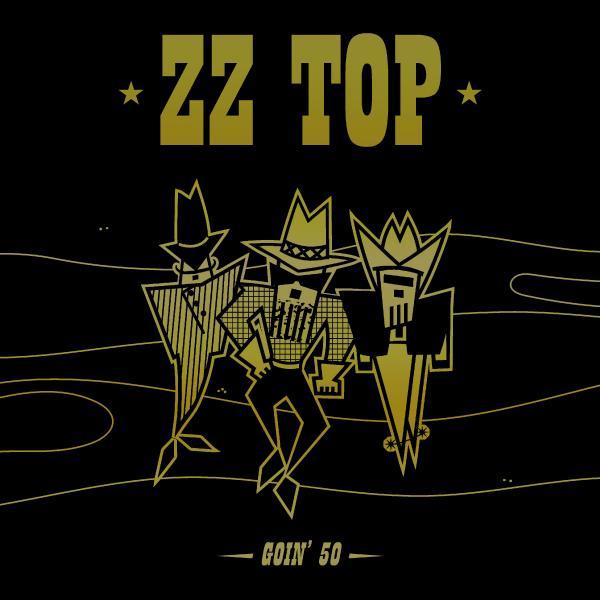 Zz Top - Goin 50 (5 LP)