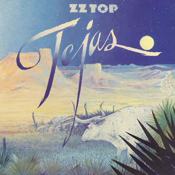 Zz Top Zz Top - Tejas (colour) цена