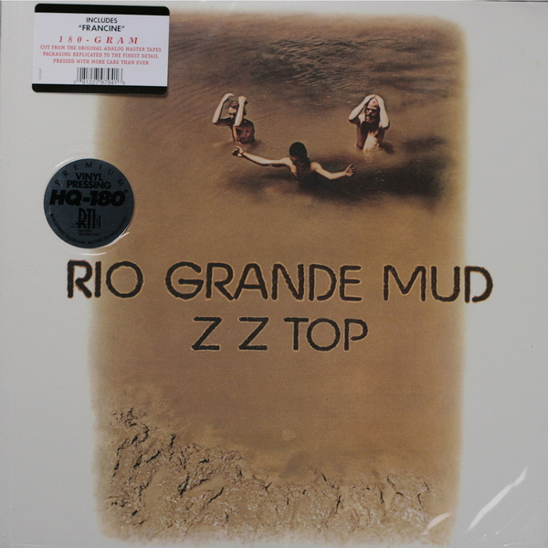Zz Top Zz Top - Rio Grande Mud (180 Gr) free shipping 25x47x12mm deep groove ball bearings 6005 zz 2z 6005zz bearing 6005zz 6005 2rs